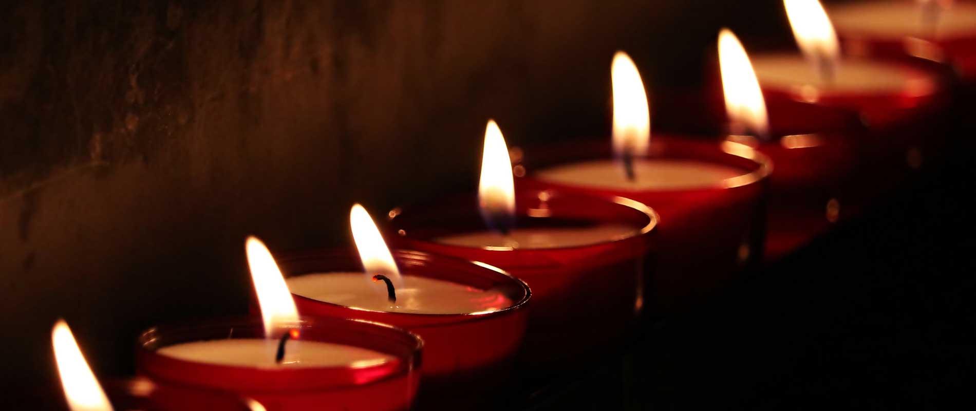 Veglia di preghiera per la festa di tutti i santi