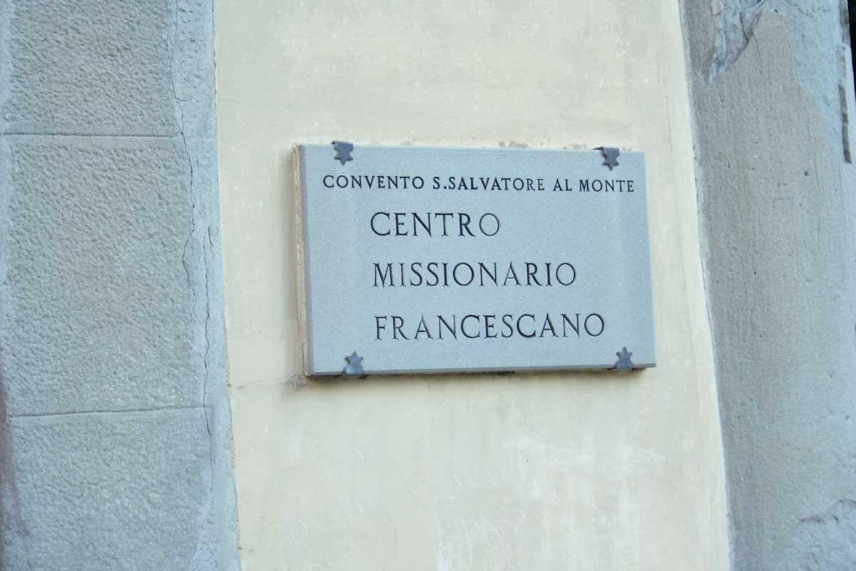 Centro missionario - Monte alle Croci