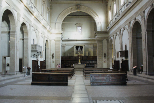 Chiesa di Monte alle Croci