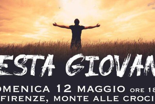 Locandina della Festa Giovani 2019 - Frati Minori Toscana