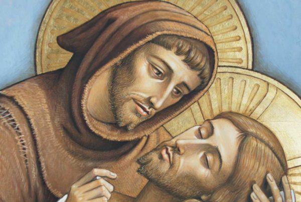 San Francesco, opera di Piero Casentini