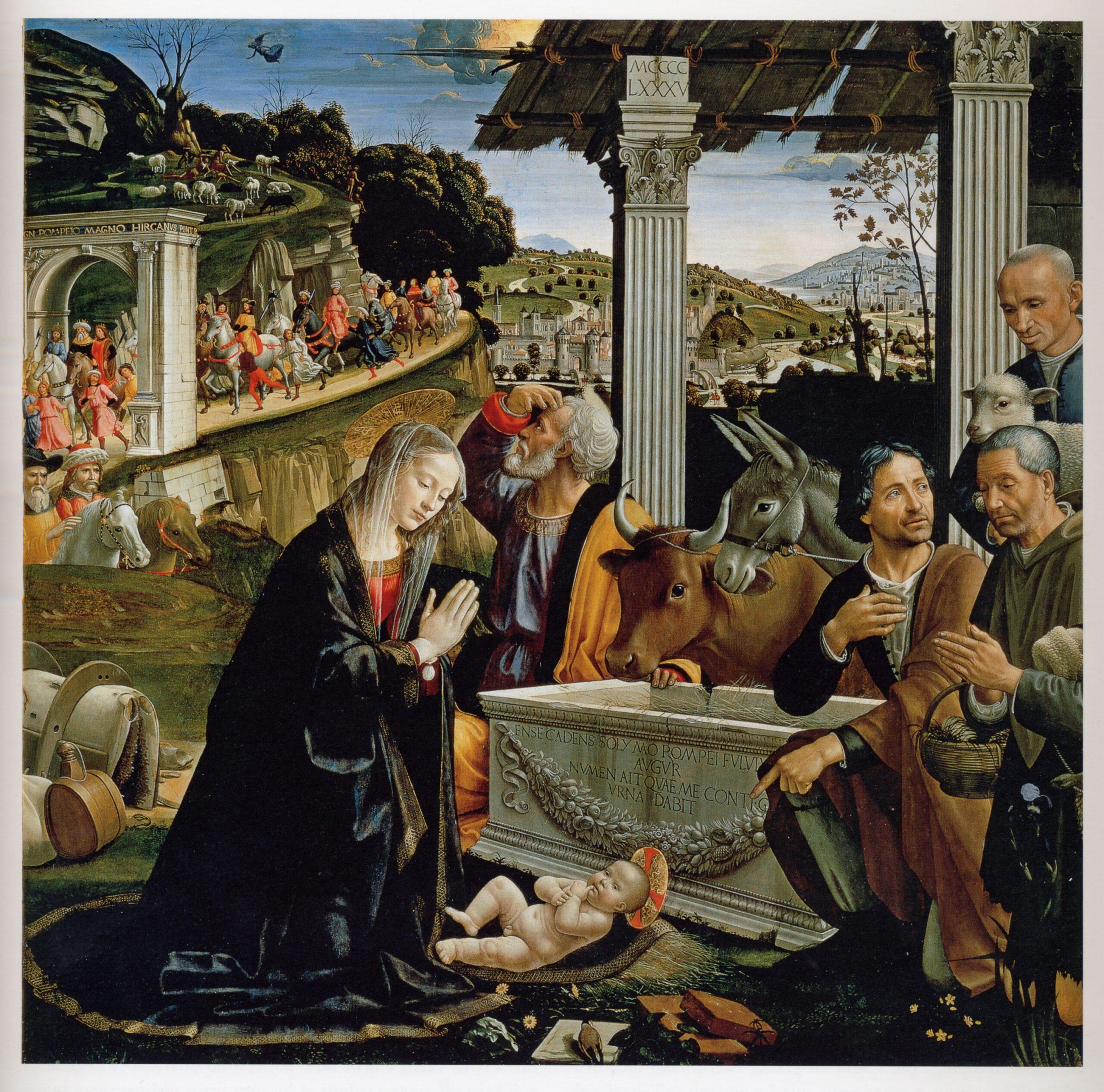Tempo di Avvento e Natale